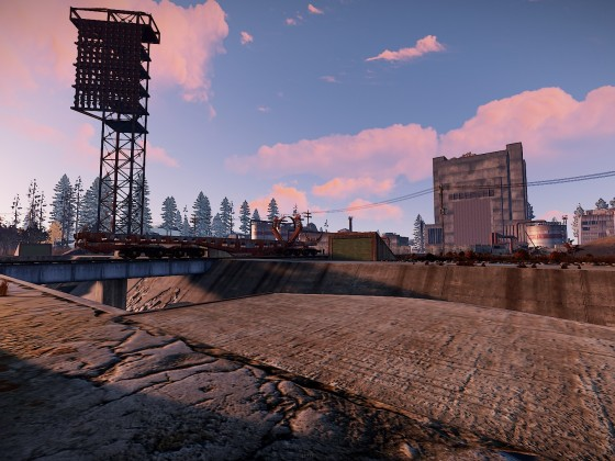 Rust Startplatz