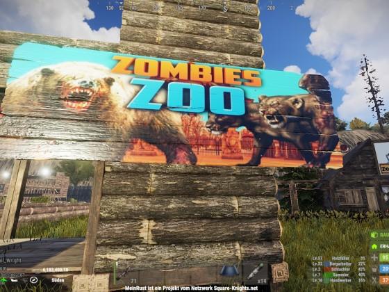Der Neue Zoo in MeinRust