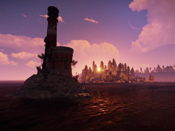 Leuchturm Rust