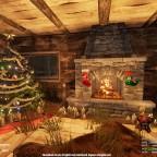 Weihnachten kann kommen