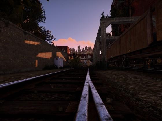 Rust Güterbahnhof