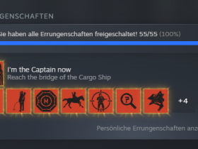 Alle Steam-RUST Achievements freigeschaltet! 100%