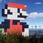 Mario auf MeRu